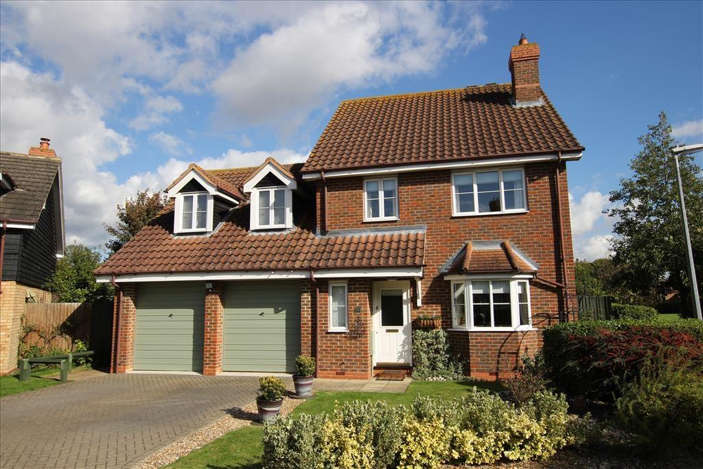 4 Bedrooms Detached House for sale in Thompsons Meadow, Guilden Morden, Royston, SG8