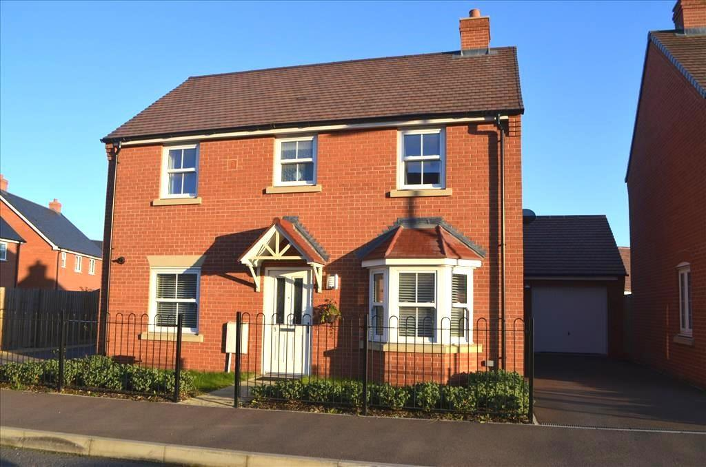 3 Bedrooms Detached House for sale in Appleton Mead, Biggleswade, Biggleswade, SG18