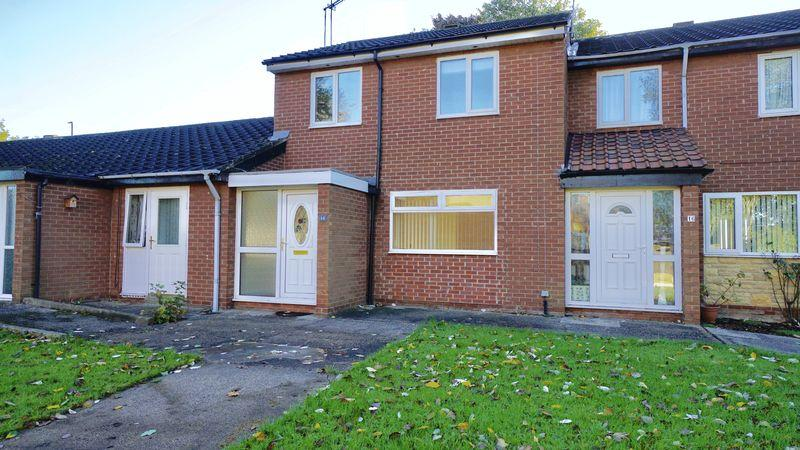 3 Bedrooms Terraced House for sale in Sheldon Court, West Moor