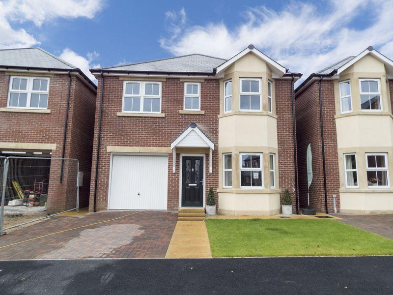 4 Bedrooms Detached House for sale in TYNE VALLEY, Haydon Bridge