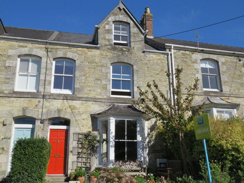 4 Bedrooms Town House for sale in The Avenue, Truro