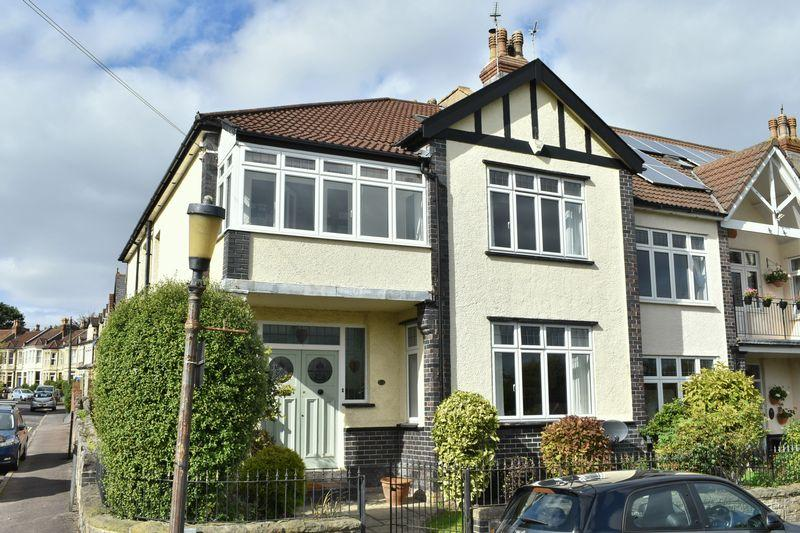 6 Bedrooms Semi Detached House for sale in Canowie Road, Redland