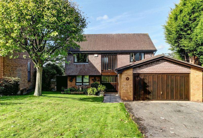 4 Bedrooms Detached House for sale in Glenavon Park, Sneyd Park
