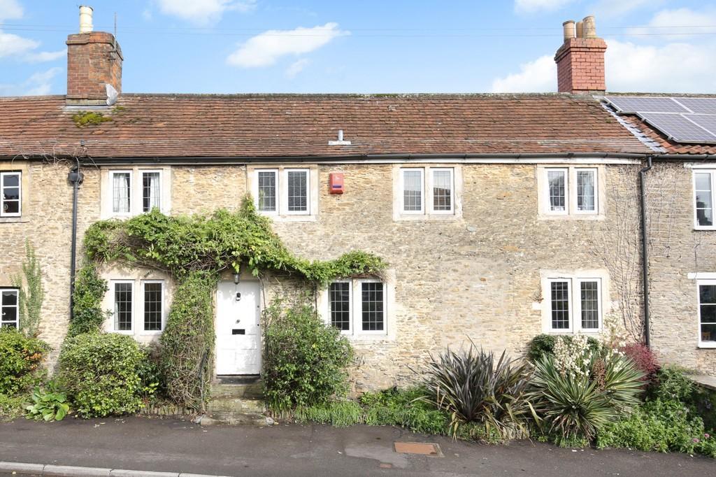 3 Bedrooms Terraced House for sale in Buckland Dinham, Somerset