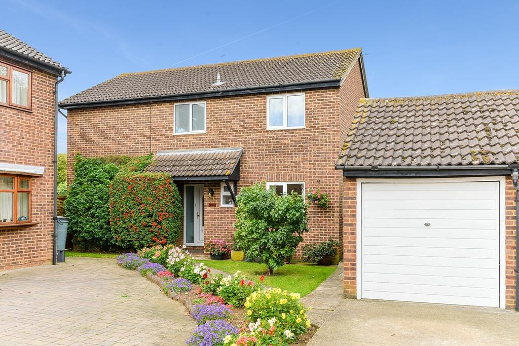 4 Bedrooms Detached House for sale in Longleat Close, Flitwick, MK45