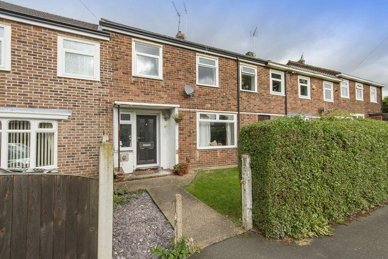 3 Bedrooms Terraced House for sale in St Brides Walk, Derby