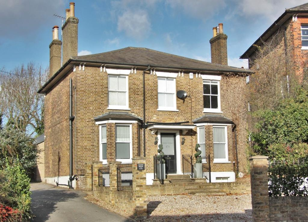 5 Bedrooms Detached House for sale in High Street, Brentwood, CM14