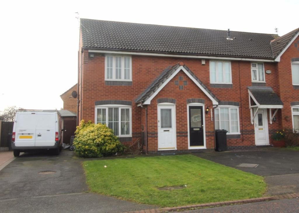 2 Bedrooms Semi Detached House for sale in Riesling Drive