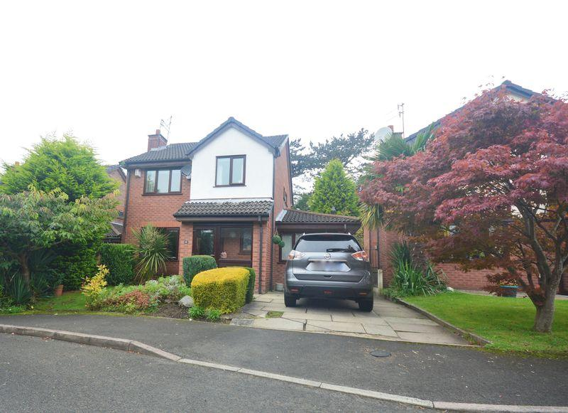 4 Bedrooms Detached House for sale in Sudley Grange, Aigburth Vale