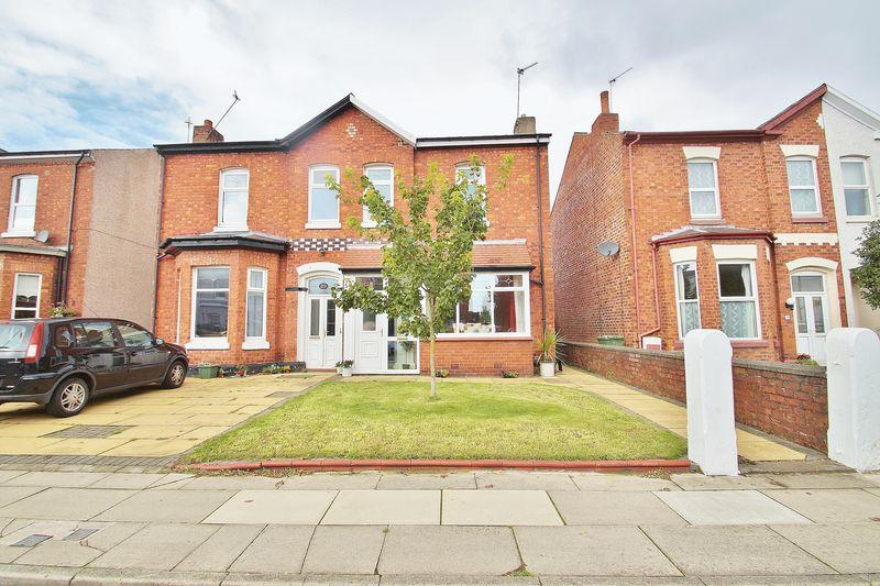 4 Bedrooms Semi Detached House for sale in Riding Street, Southport