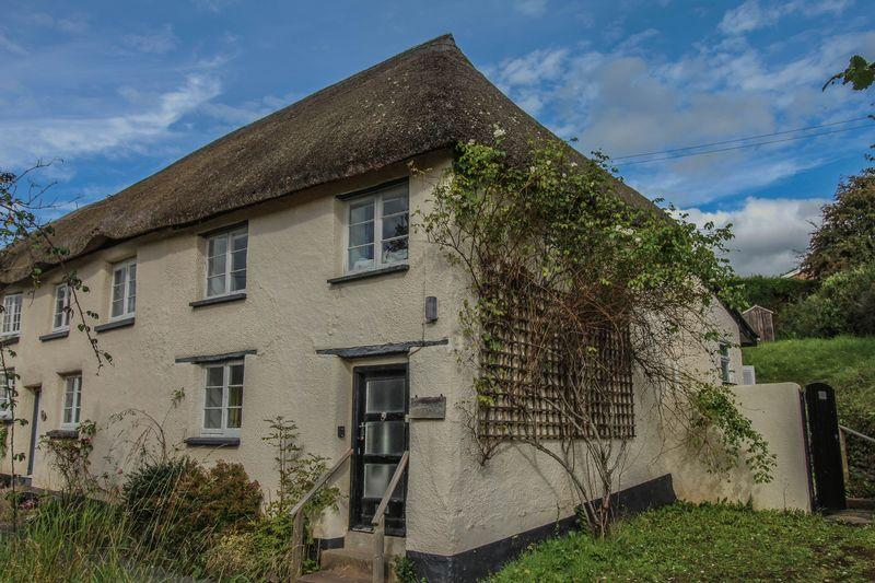 2 Bedrooms Terraced House for sale in 4 Penstone Cottages, Crediton