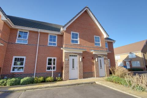 3 bedroom end of terrace house to rent - Boundary Way, Hull