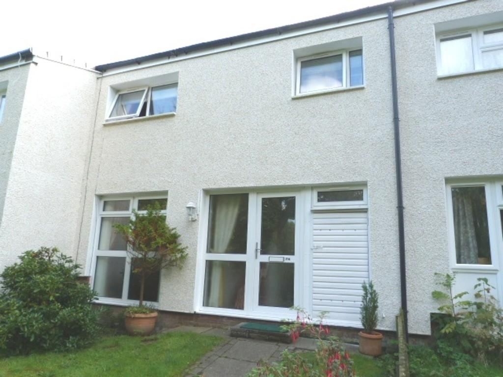 3 Bedrooms Terraced House for sale in Lon Rhosod, Newtown