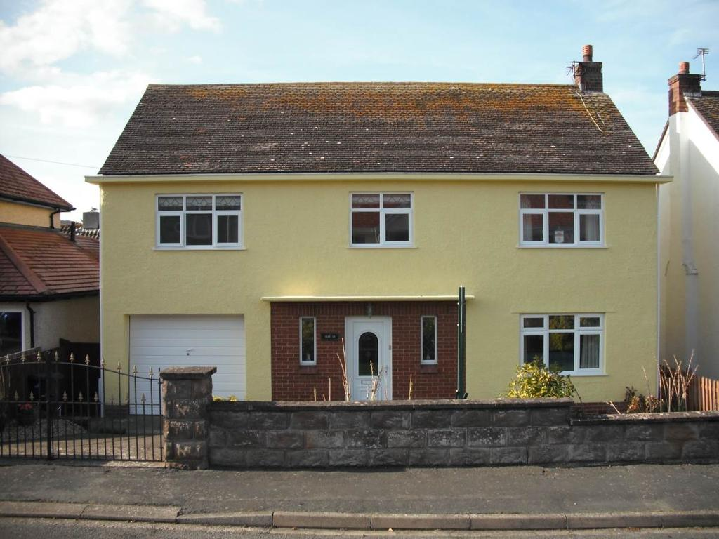 4 Bedrooms Detached House for sale in Llys Helyg, Deganwy, LL31 9BN