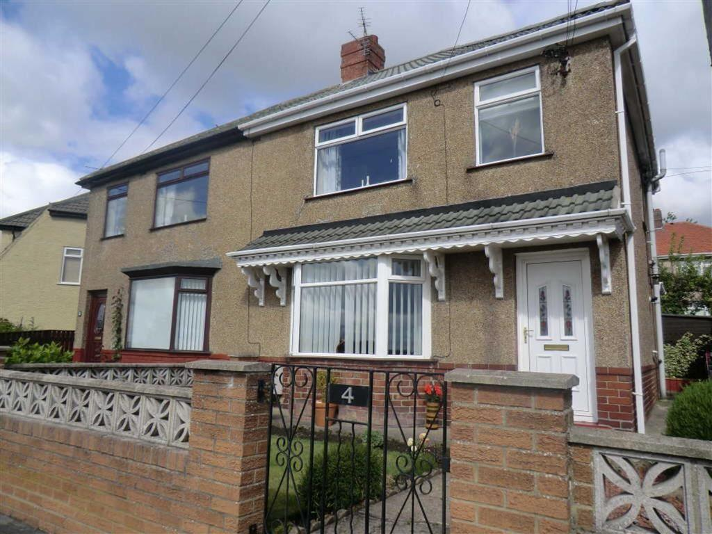 3 Bedrooms Semi Detached House for sale in 4, Southside, Ferryhill