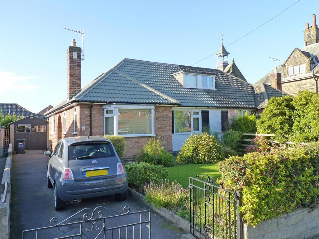 2 Bedrooms Semi Detached Bungalow for sale in High Street, Harrogate