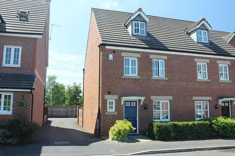 4 Bedrooms Semi Detached House for sale in Kennett Drive, Bredbury