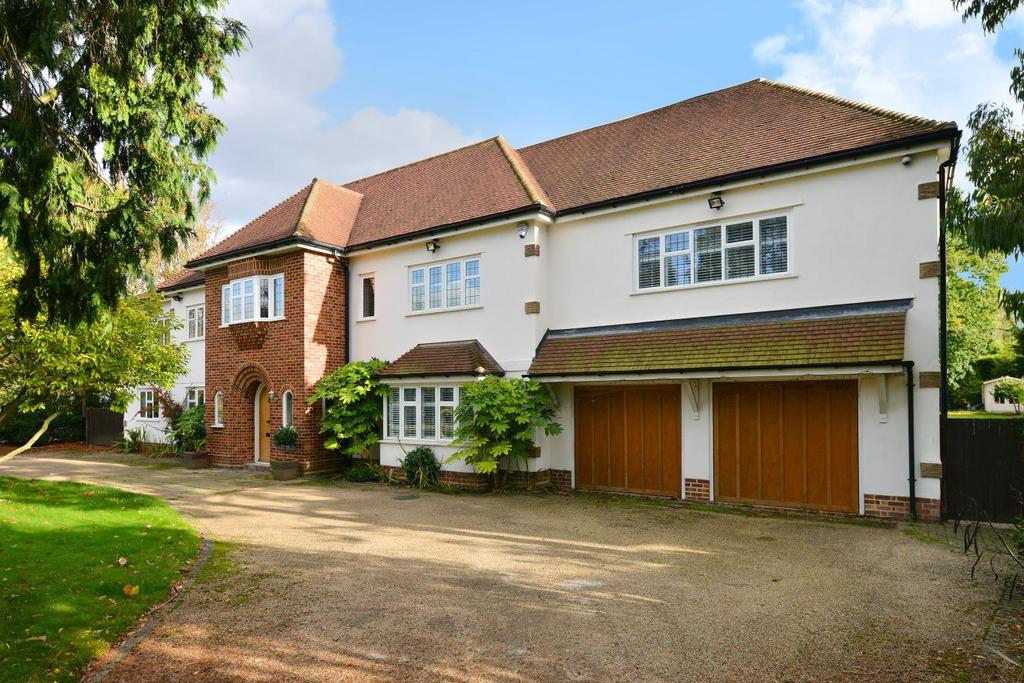 7 Bedrooms Detached House for sale in Sunnydale, Farnborough Park