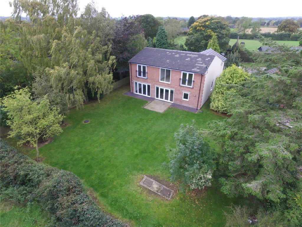 5 Bedrooms Detached House for sale in Bradley, Ashbourne, Derbyshire