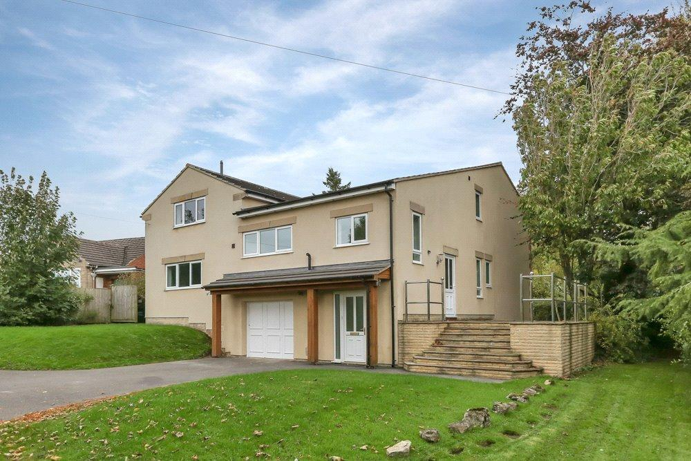 5 Bedrooms Detached House for sale in Bradley, Ashbourne, Derbyshire