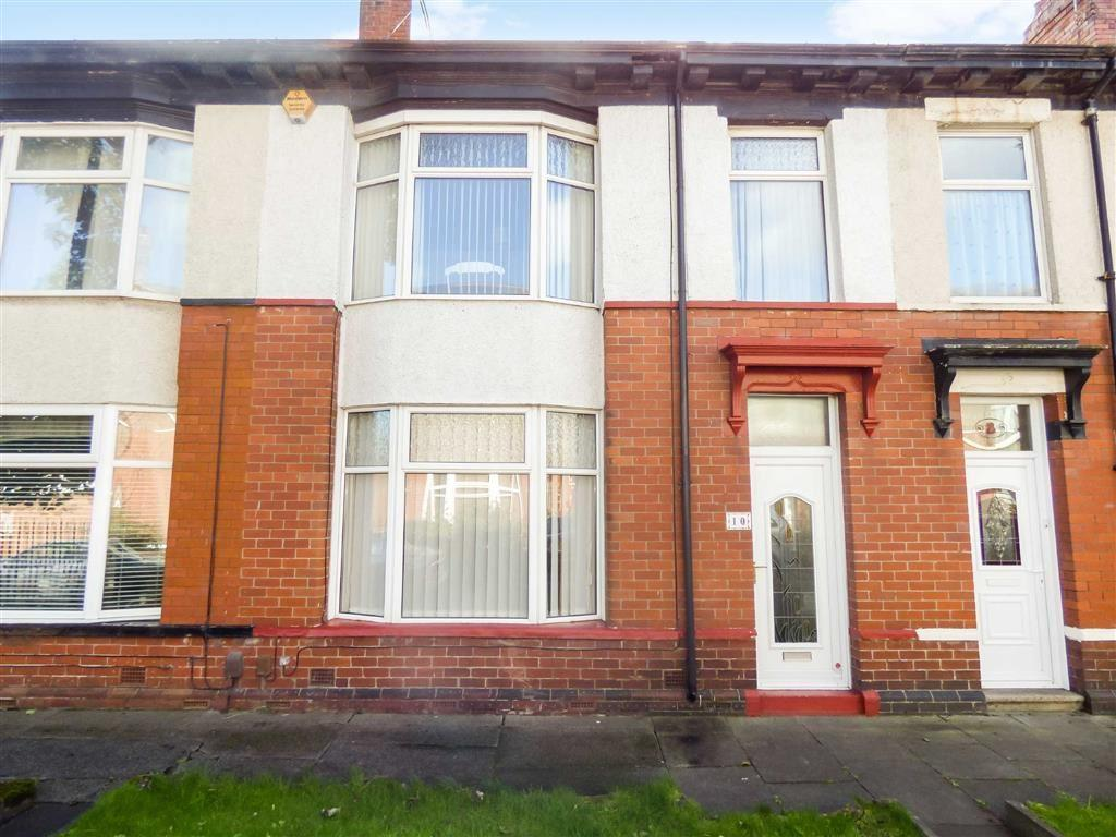 3 Bedrooms Terraced House for sale in Ashfield Grove, North Shields, Tyne And Wear