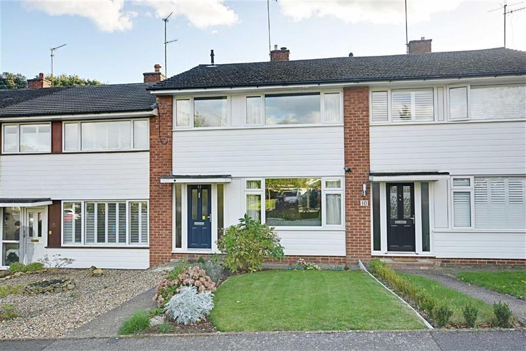 3 Bedrooms Terraced House for sale in Brookside, Hertford, Herts, SG13