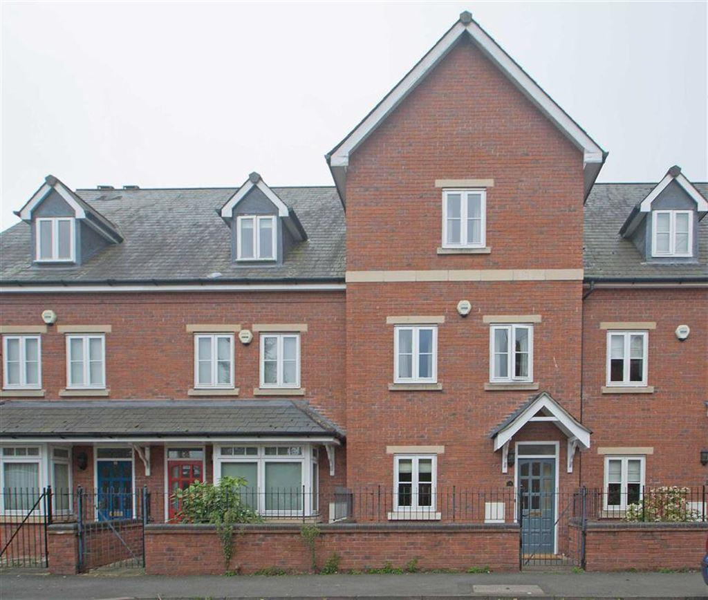 4 Bedrooms Terraced House for sale in Nelson Street, ST JAMES, Hereford