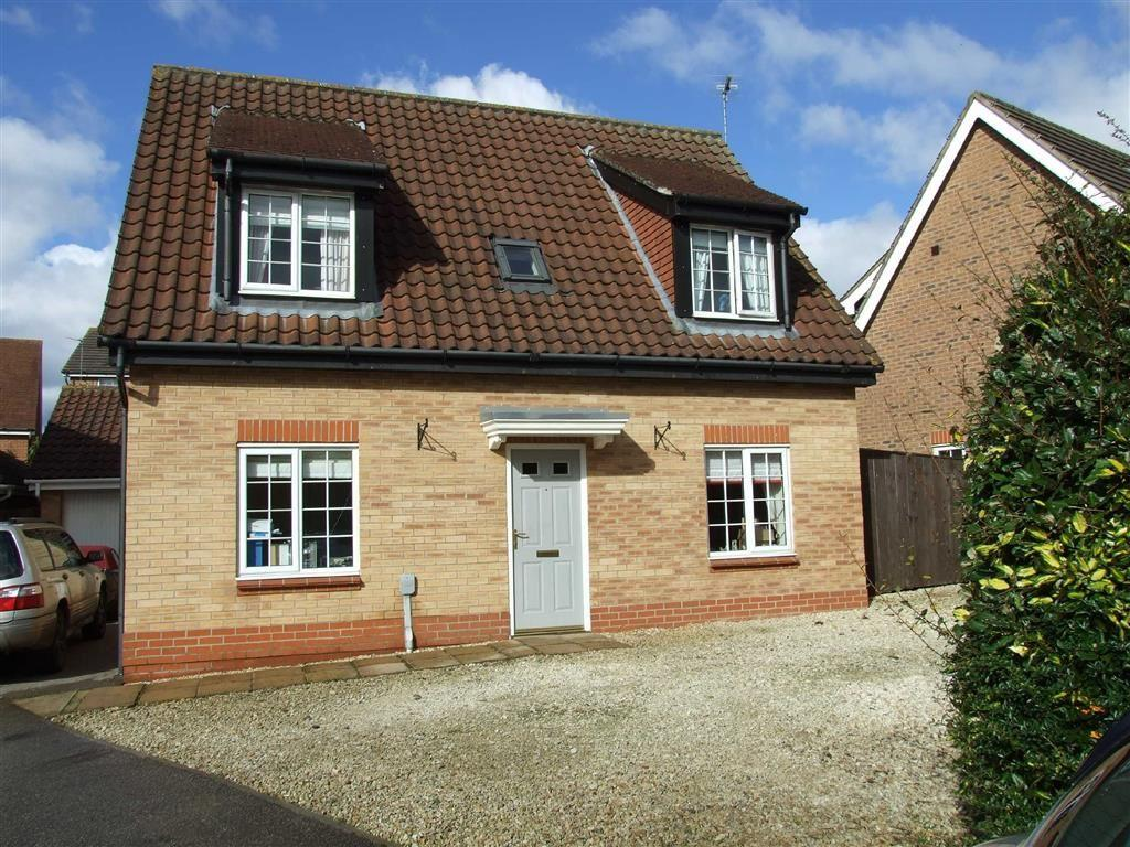 4 Bedrooms Detached House for sale in Everthorpe Close, Brough