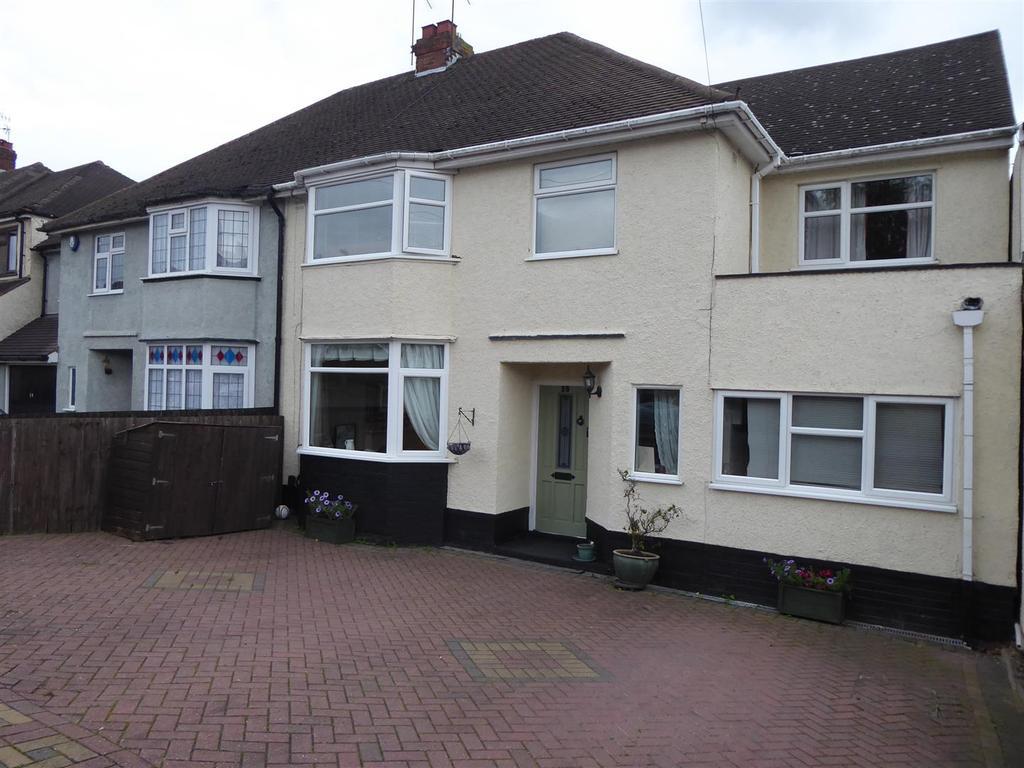 5 Bedrooms Semi Detached House for sale in Meriden Avenue, Wollaston, Stourbridge