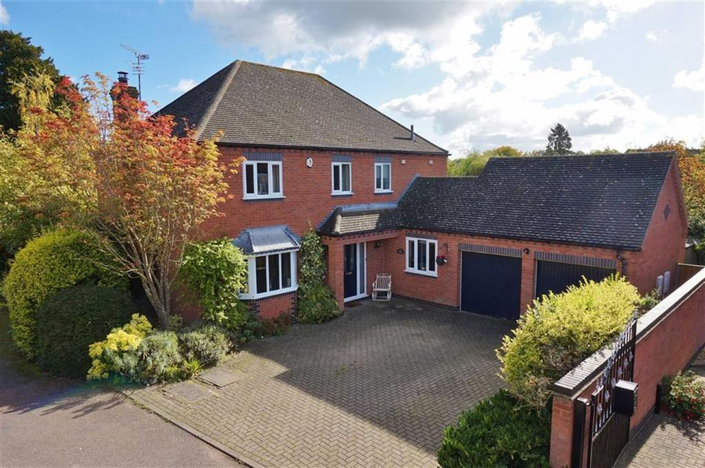 4 Bedrooms Detached House for sale in Arnesby