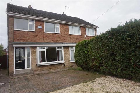3 bedroom semi-detached house for sale - Brocklesby Close, Hessle, Hessle, HU13