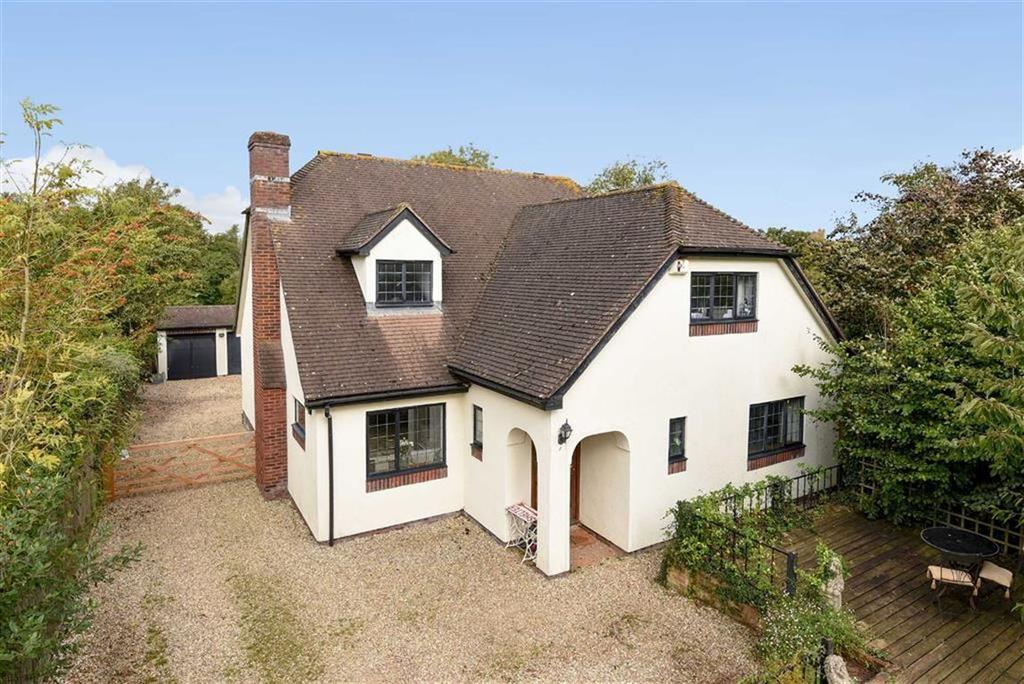 4 Bedrooms Detached House for sale in Goathurst, Goathurst, Bridgwater, Somerset, TA5