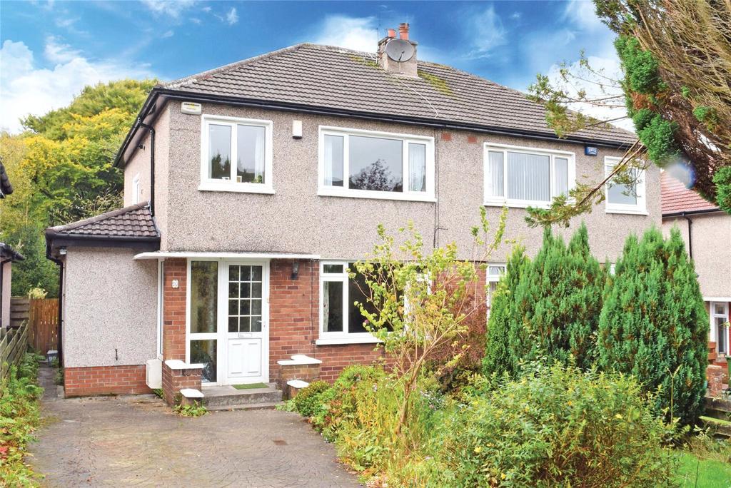 3 Bedrooms Semi Detached House for sale in Rowan Drive, Bearsden, Glasgow