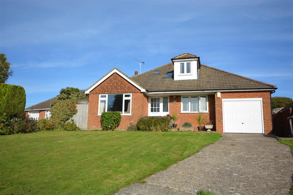 4 Bedrooms Detached Bungalow for sale in Gorselands, Sedlescombe