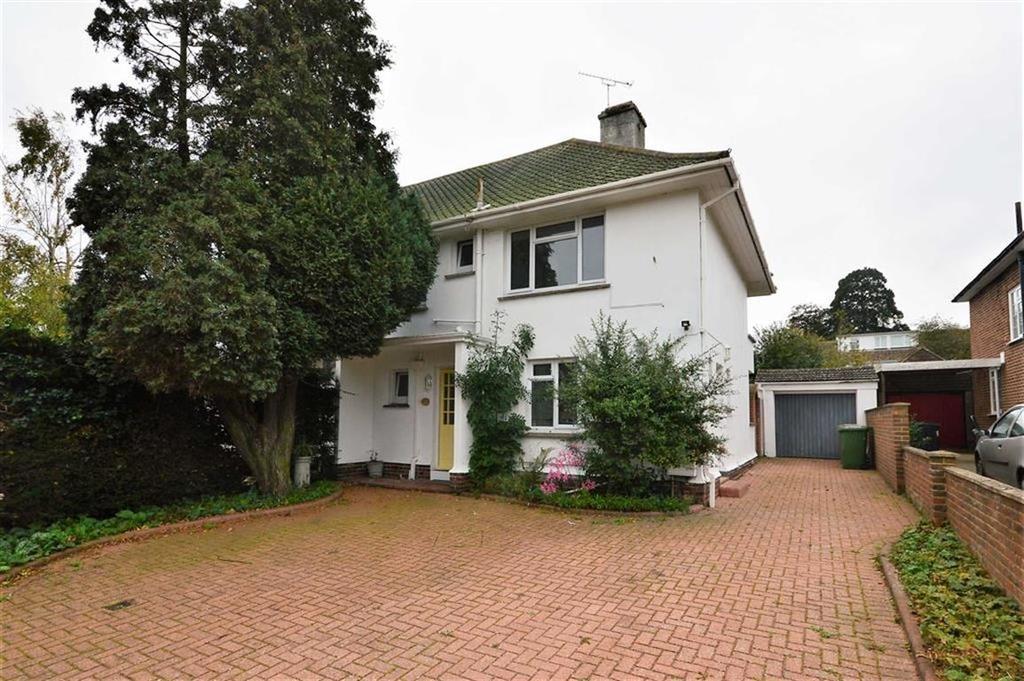 3 Bedrooms Semi Detached House for sale in Brooke Road, Ashford, Kent