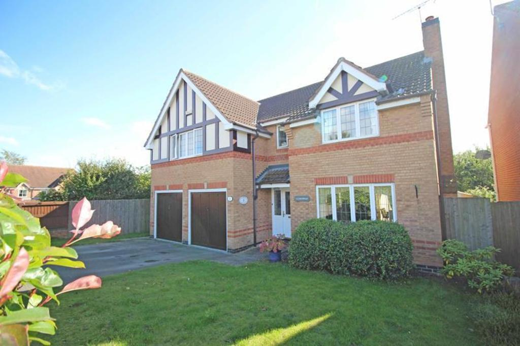 5 Bedrooms Detached House for sale in 1 Boscombe Road, Worksop