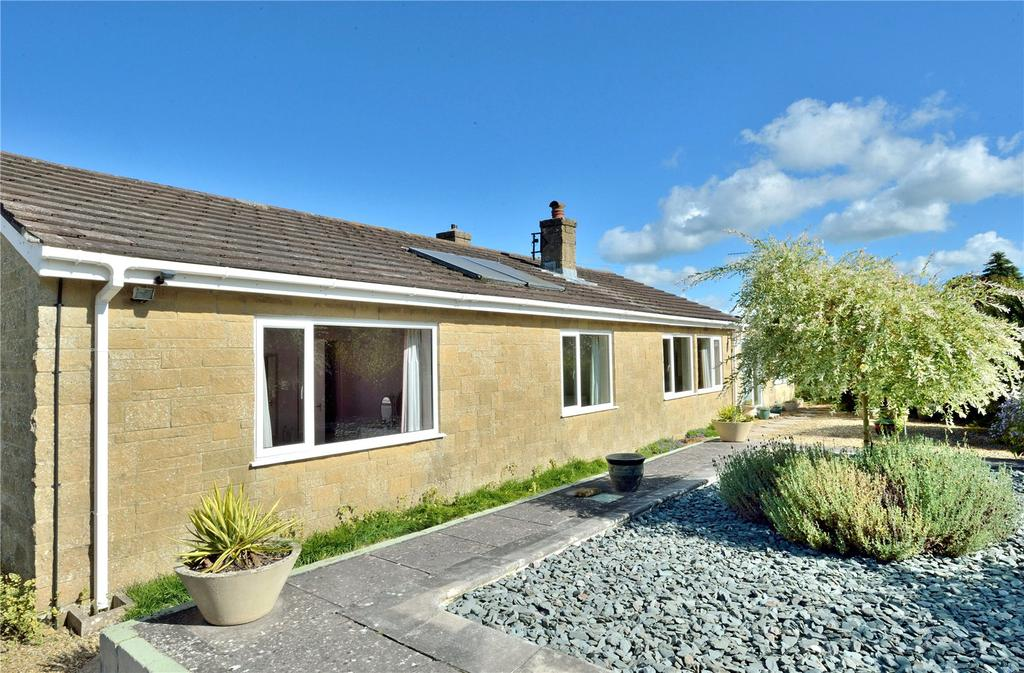 3 Bedrooms Detached Bungalow for sale in Manor Close, Charlton Horethorne, Sherborne, Dorset