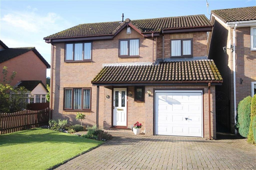 5 Bedrooms Detached House for sale in Sunningdale, Caerphilly, CF83