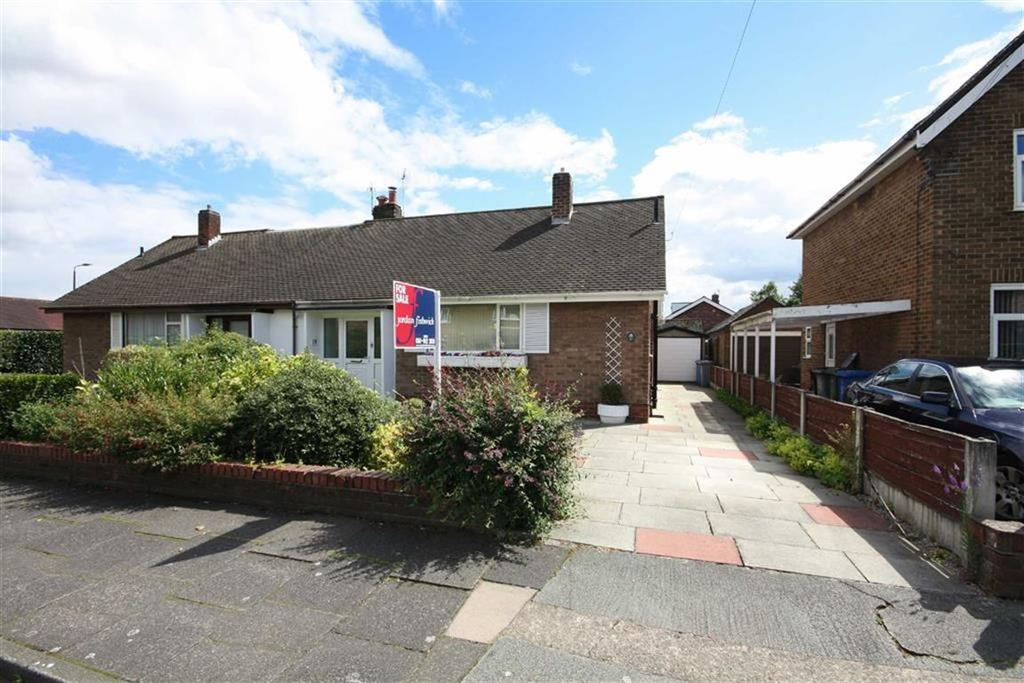 2 Bedrooms Semi Detached Bungalow for sale in Coppice Avenue, Sale