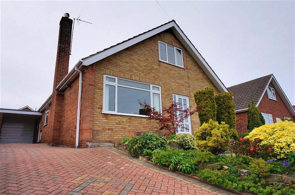 3 Bedrooms Detached Bungalow for sale in Robincroft Road, Wingerworth, Chesterfield, Chesterfield, Derbyshire, S42
