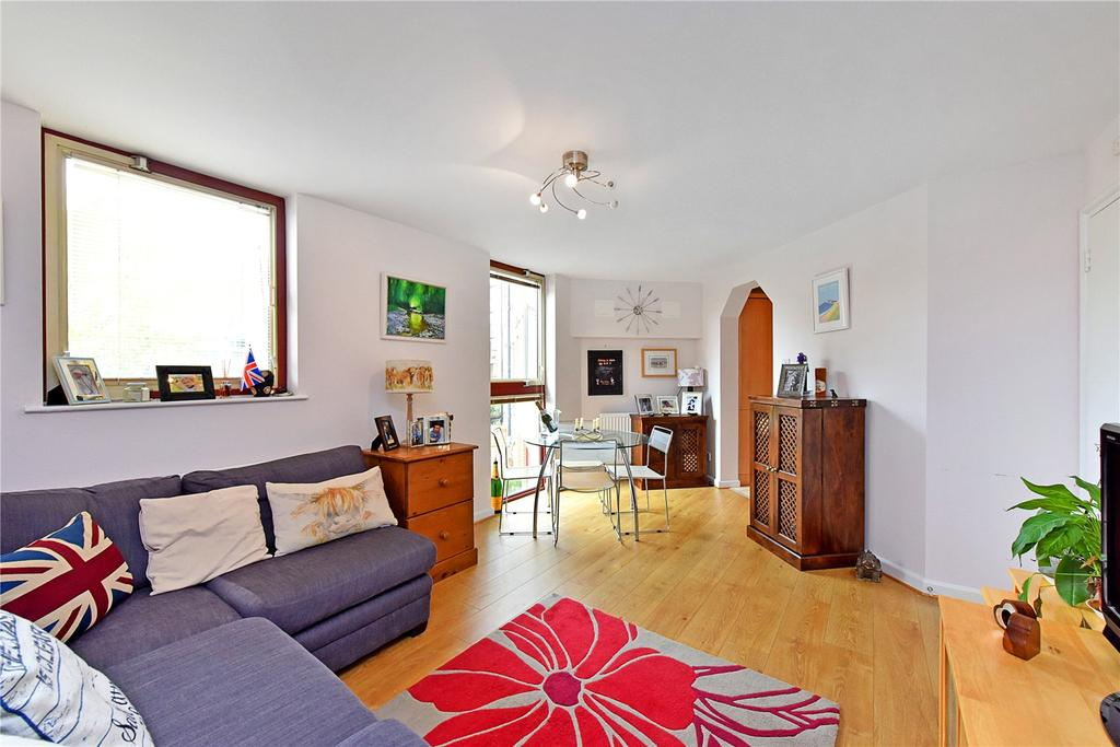 2 Bedrooms Flat for sale in Leeward Court, Asher Way, London, E1W