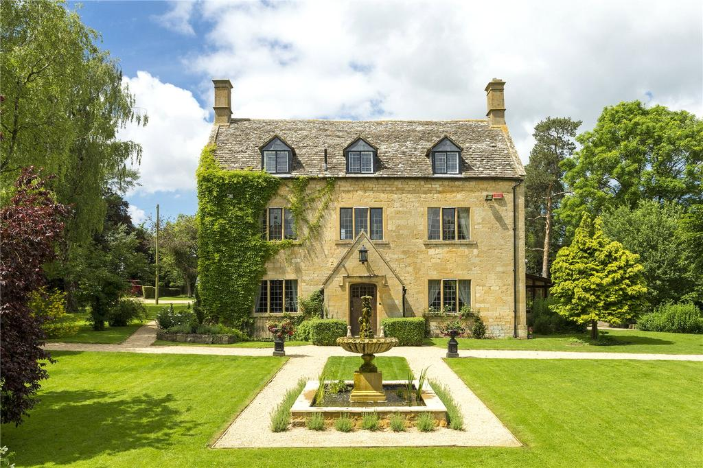 5 Bedrooms Detached House for sale in Collin Lane, Broadway, Worcestershire, WR12
