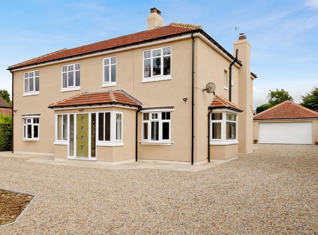 6 Bedrooms Detached House for sale in The Homestead, Menston