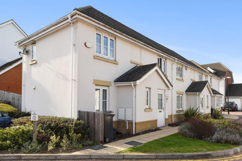 3 Bedrooms Semi Detached House for sale in Eaton Place, Larkfield