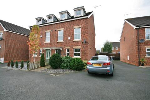 3 bedroom townhouse to rent - Cherry Tree Court, Nantwich