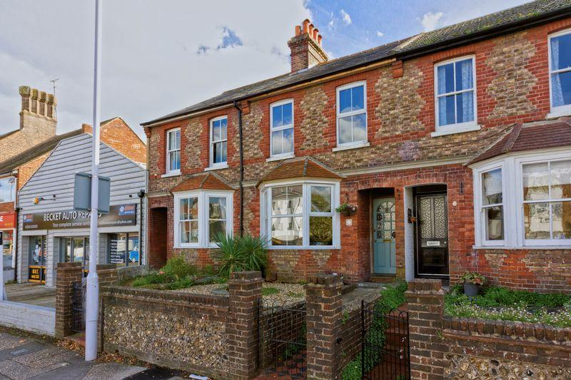 2 Bedrooms Terraced House for sale in Littlehampton Road, Worthing