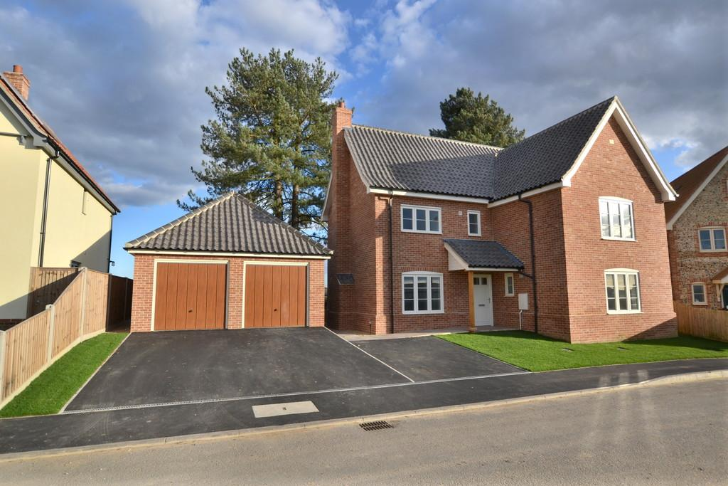 4 Bedrooms Detached House for sale in East Harling