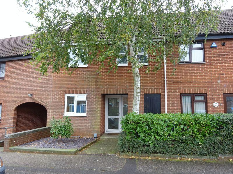 3 Bedrooms Terraced House for sale in Peverell Road, Clover Hill, Norwich