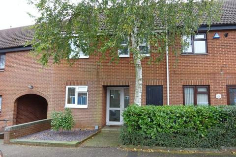 3 bedroom terraced house for sale - Peverell Road, Clover Hill,  Norwich