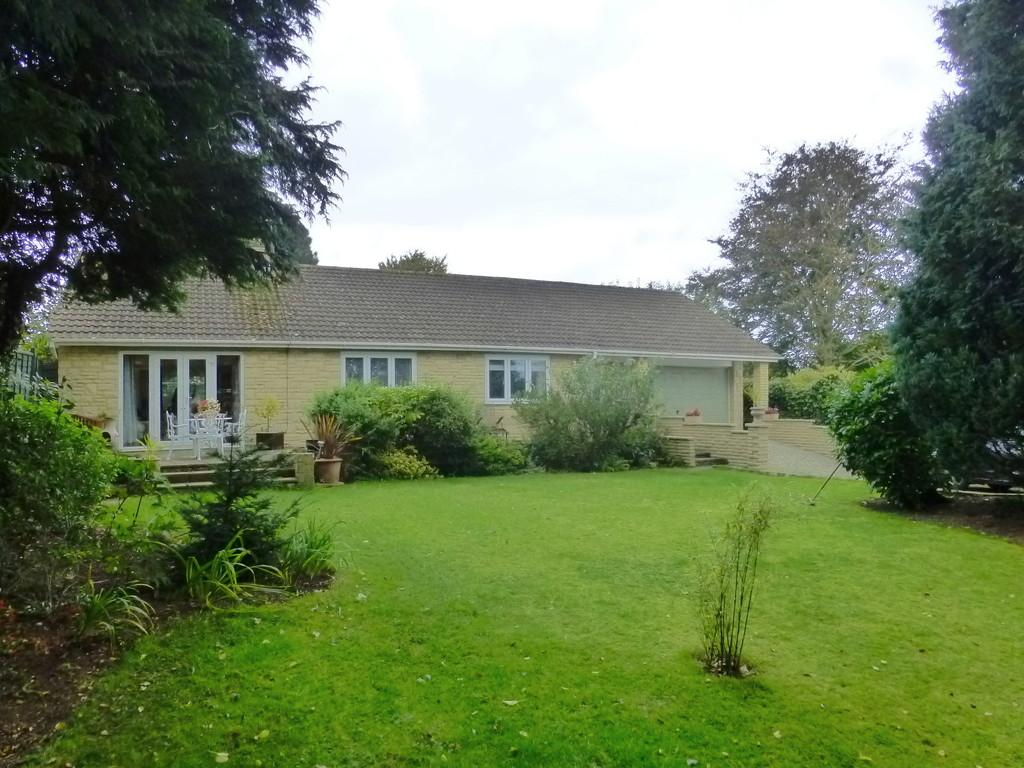3 Bedrooms Detached Bungalow for sale in Ashley Lane, Winsley